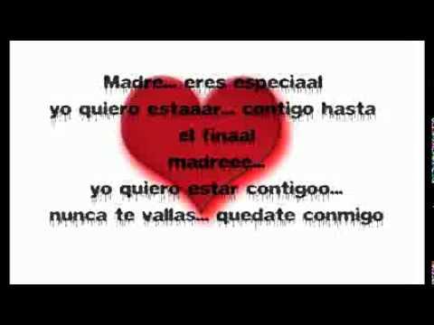 Graciaz Madre   Vida De Rimas Crew  + Letra