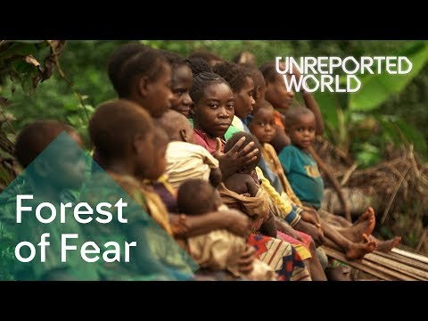 Congo: The tribe under threat | Unreported World