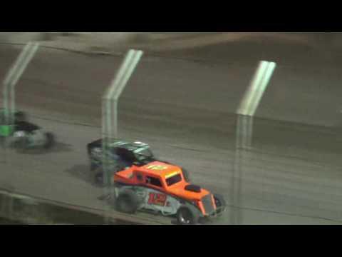 Barona Speedway Dwarf (Border Wars) Main Event 7-13-19