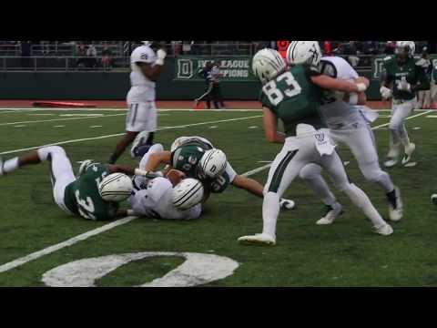 Yale Recap 2017 || Dartmouth Football