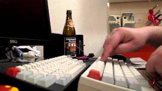 Compare Sound of HHKB Pro2 Normal and Type-S Part 3