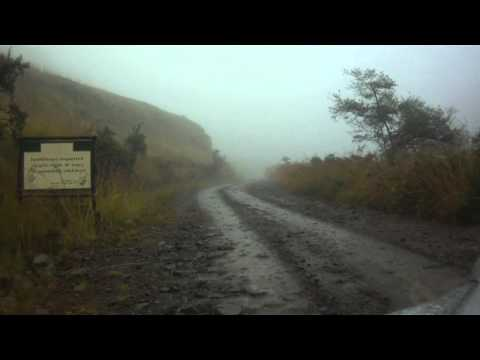 Driving the Sani Pass to Lesotho