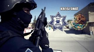 POLICÍA FEDERAL DE MÉXICO | Fuerzas Federales y Gendarmería