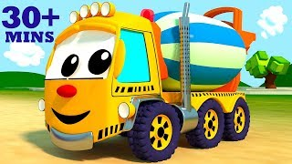 Construction Song with Mighty Machines Part 3   Other Top Favorite Nursery Rhymes Compilation