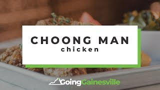 We&#39re Going Gainesville and We&#39re Going to Choong Man Chicken in Gainesville, VA!