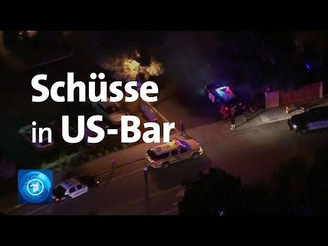 USA: Schüsse in einer Bar - mehrere Verletzte in Thousand Oaks in Kalifornien