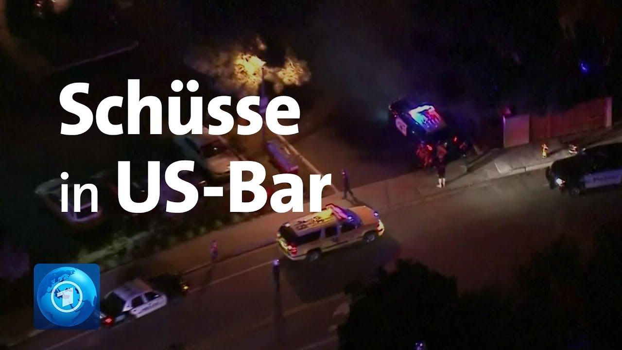 USA: Schüsse in einer Bar - mehrere Verletzte in Thousand Oaks in Kalifornien #1