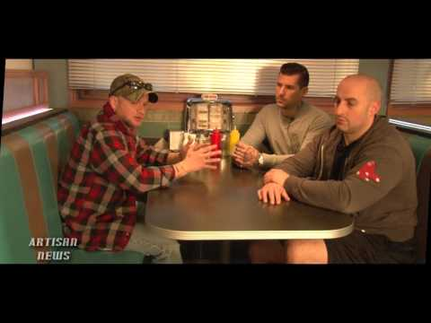 ALL THAT REMAINS CHAT IN THE DINER
