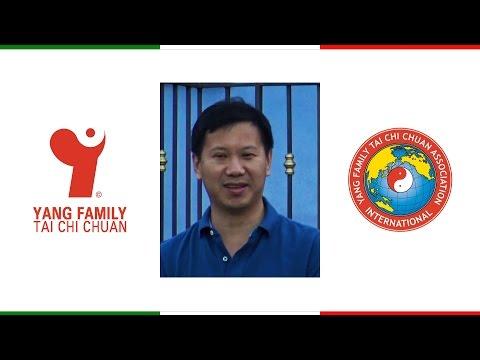 FIWUK TAIJIQUAN Vol. 1 - Dipartimento Italiano International Yang Family Tai Chi Chuan Association
