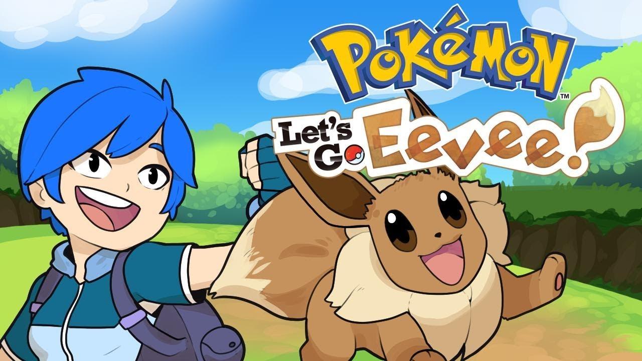 Pokemon Let's Go Eevee [Episode 7] Mr. Meme - YouTube