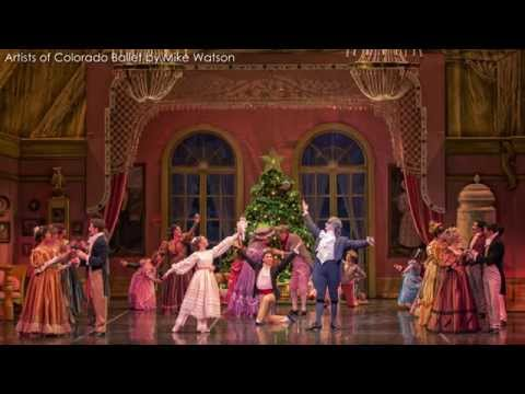 """Colorado Ballet presents 54th annual """"The Nutcracker"""""""