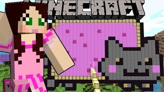 Minecraft: THE EPIC NYAN CAT! - CATCH MR TROLL - Custom Map [6]