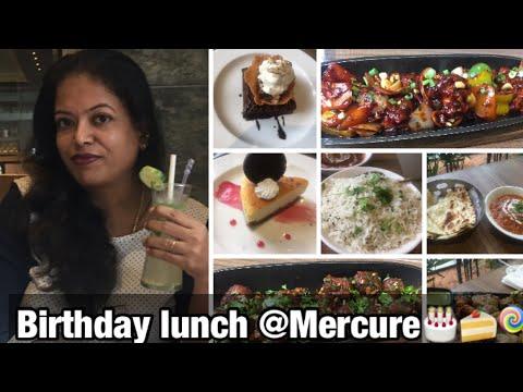 Birthday Vlog / Best restaurant @ Oragadam / Mercure Hotels