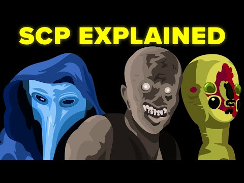 The SCP Foundation EXPLAINED
