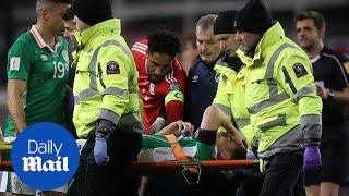 Martin O'Neill: Ireland's Seamus Coleman's surgery successful - Daily Mail