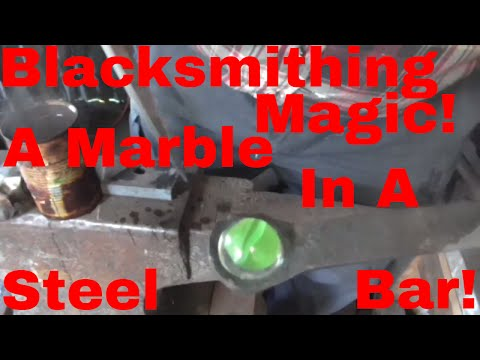 Blacksmithing Magic with a marble full version