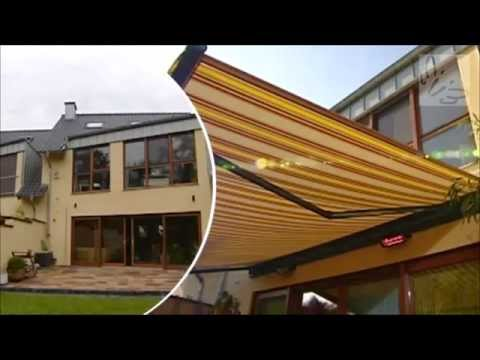 Electric Patio Awnings by Elegant