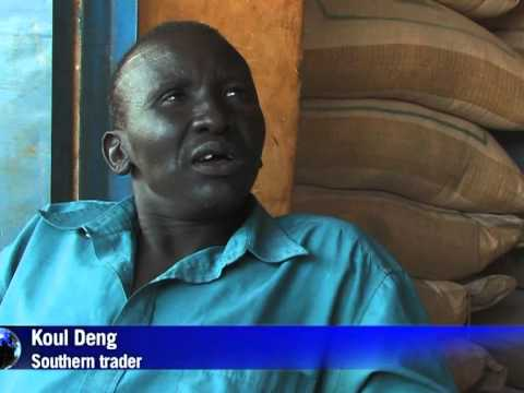 Trade between North and South Sudan under threat