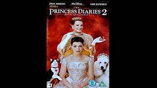 Digitized opening to The Princess Diaries 2 Royal Engagement (UK VHS)