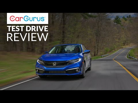 2019 Honda Civic - Athletic, refined, and reliable