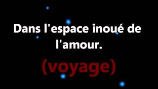 Desireless ~ Voyage Voyage {paroles}