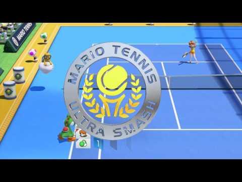 Mario Tennis Ultra Smash (Wii U) Online - Non Mega Battle