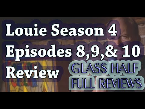 """Download """"Louie"""" Season 4 Episodes 8, 9, & 10 Review and Breakdown"""