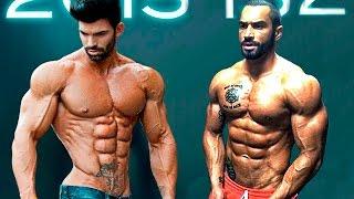 Lazar Angelov vs Sergi Constance - Aesthetics and Bodybuilding Motivation 2019