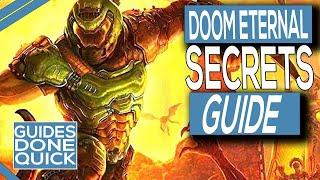 Doom Eternal Hell On Earth Level 1 Secrets Guide