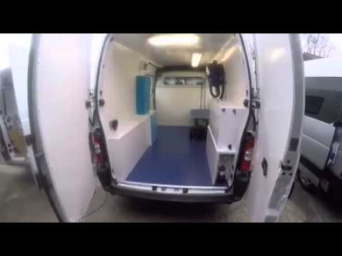 Mobile Dog Grooming Vans Introduction Video