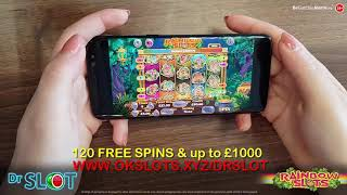Slots Uk Game Android / Ios Uk Casino Uk Online Game - Rainbow Slots - Up To 120 Free Spins