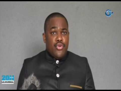 Point de presse de rodrigue maissa nkomo chef de cabinet du vice premier ministre youtube - Chef de cabinet du premier ministre ...