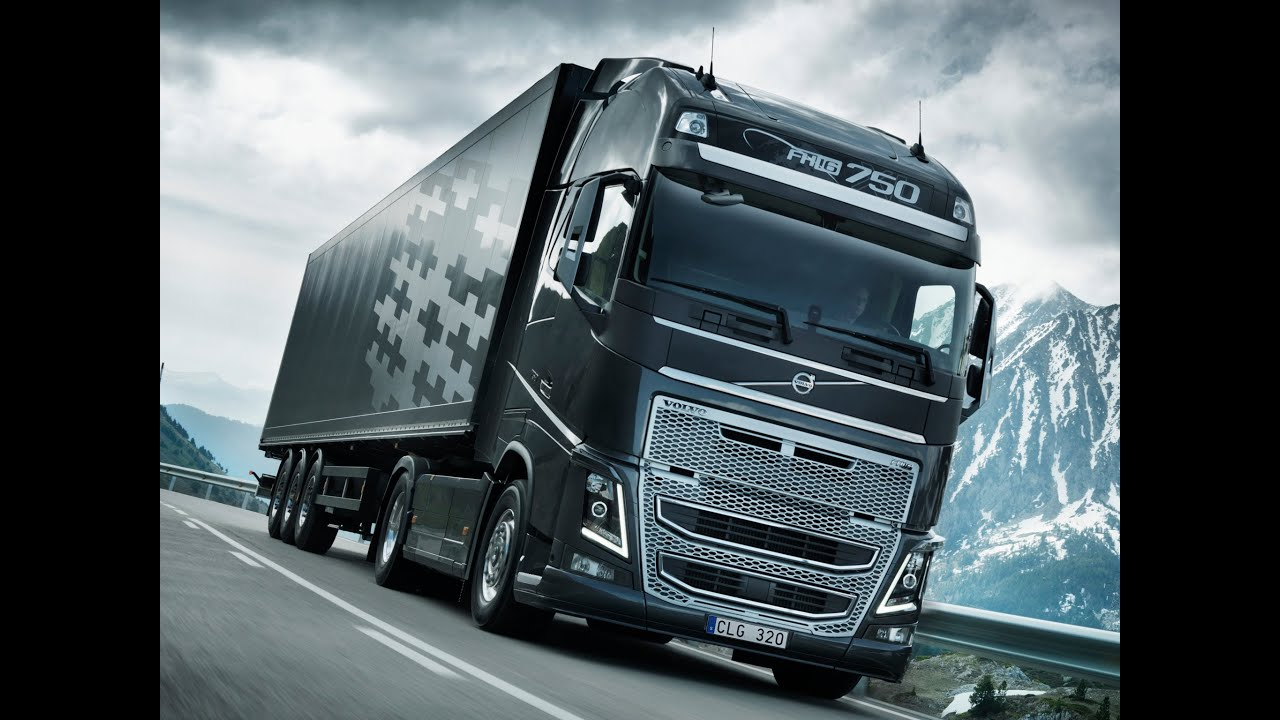 2014 Volvo FH16 750 Top Speed