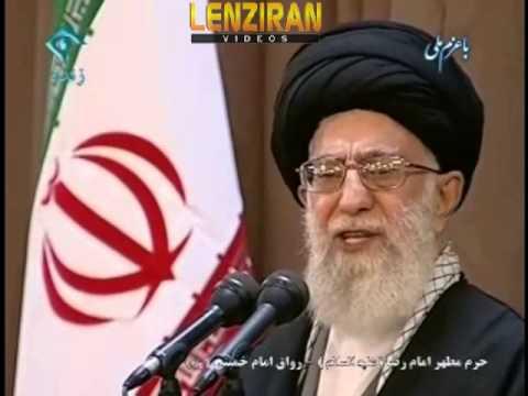 Ayatollah Khamenei Nowrooz speech  Mashhad on 21 March 2014