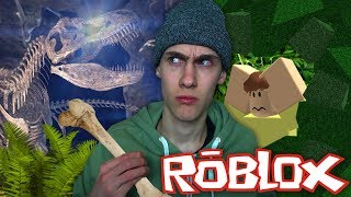THIS DOES NOT BELIEVE ANYONE! Again! (Roblox Dino Zoo)
