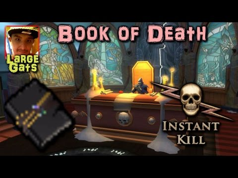 How does the Book of Death work? Should you get it?