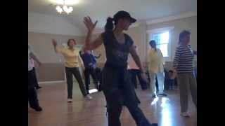 Senior Dance Fit (formerly Zumba gold) Russian folk song