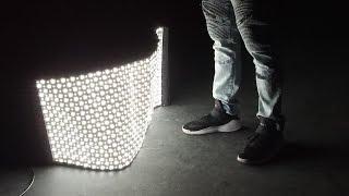 Wait...an Affordable Roll-Flex Light Panel?