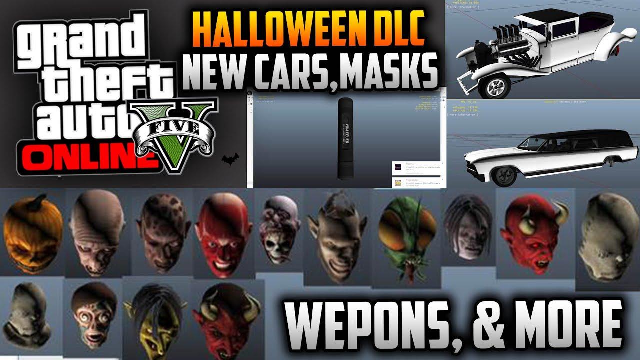 GTA 5 Halloween DLC Update CONFIRMED  New Cars14