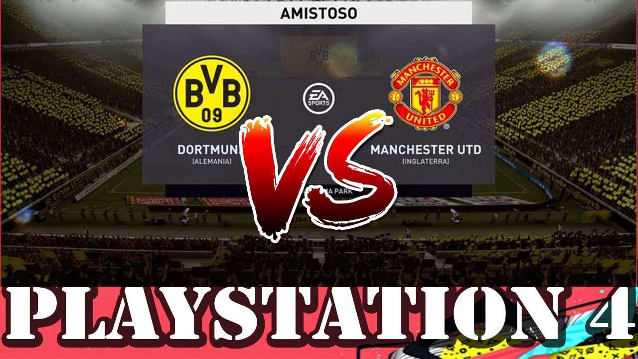 Dortmund Vs Manchester United