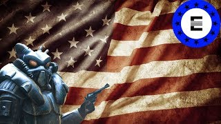 Old World Blues! Hearts of Iron 4 Fallout Mod [Enclave] (1) - MURDER SAVAGES