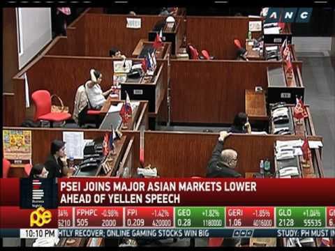 Online game stocks rally in PSEi