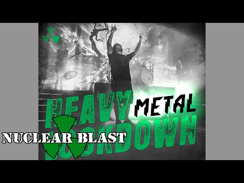 KATAKLYSM - Heavy Metal Lockdown (OFFICIAL TRAILER)