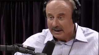 Dr. Phil's Theory About Heroes (Overcoming Adversity) | Joe Rogan