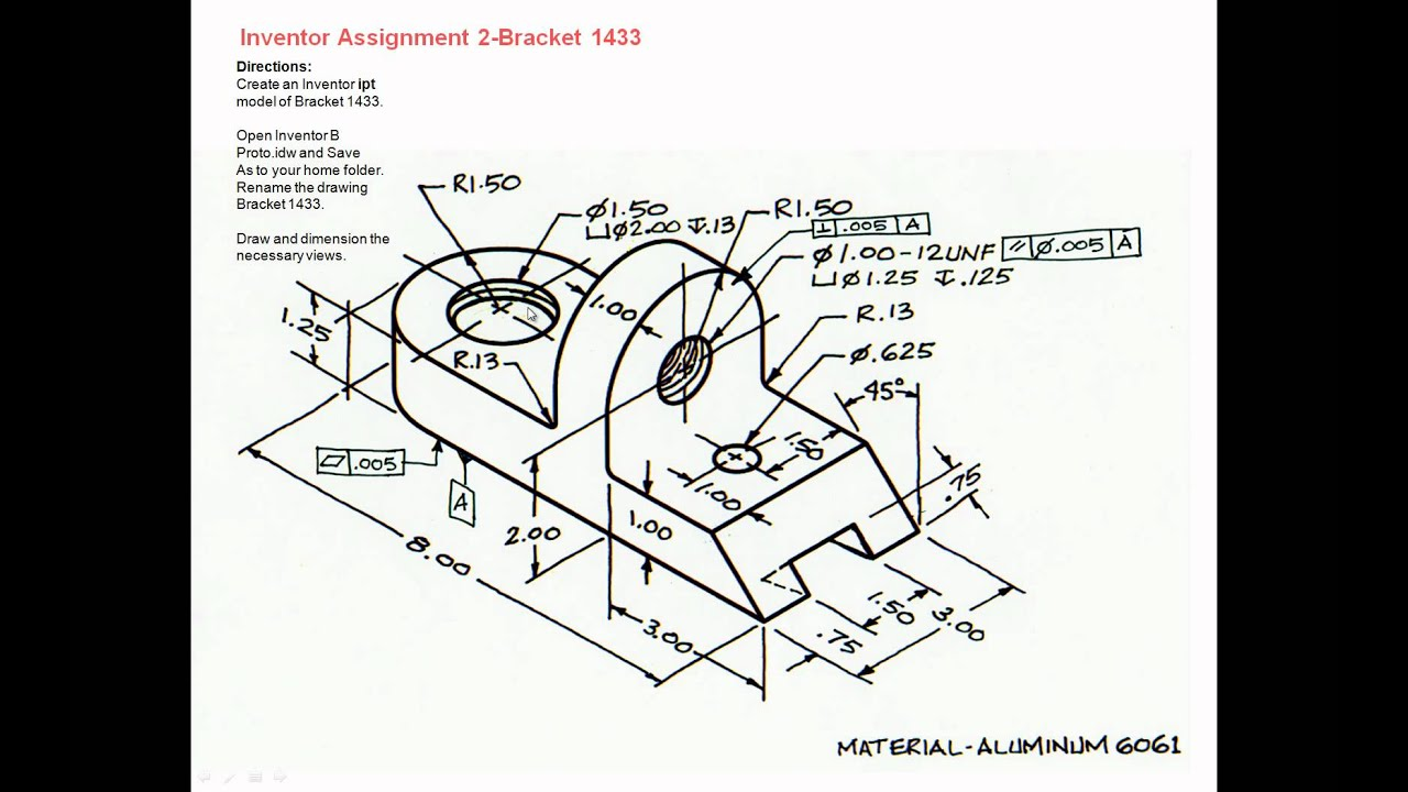 understanding the bracket 1433 input