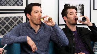 The Property Brothers Confess to Kissing Fans