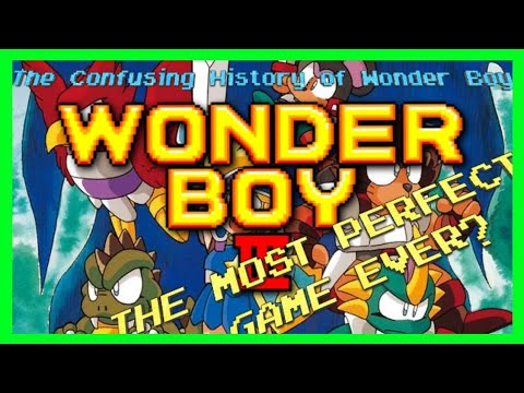 Everything you need to know about Wonder Boy: The Dragon's Trap  