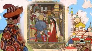 Билибин. Русские народные сказки. Иллюстрации.