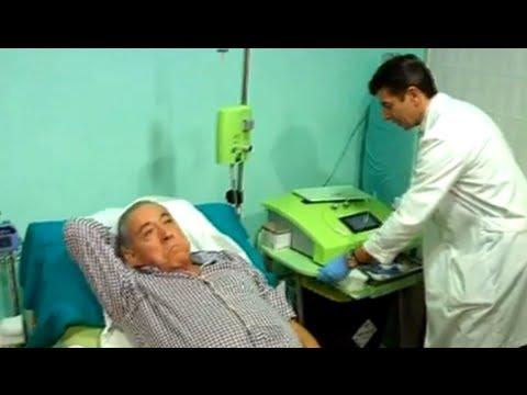 ozonoterapia para el cáncer de próstata