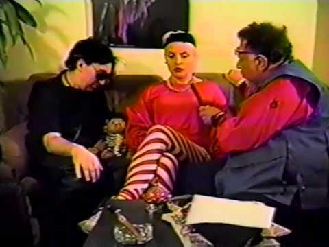 Debbie Harry - Midnight Blue Interview - Part 1 (1991)